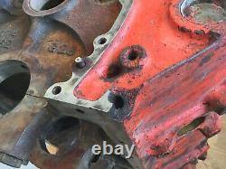 1966 327 Bloc Moteur 3791362 Zi Suffix Turbo Fire Chevy II Nova Date L 9 5