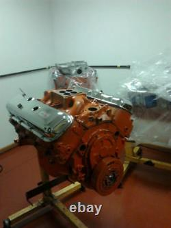 1968 Bbc Big Block Chevy Engine # 3916323 Casting Camaro Chevelle (prêt À Aller!)