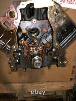 2007 Up Ly6 6.0 Chevrolet Ls Moteur À Blocs Courts Core