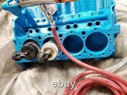 350 Lt1 Petit Bloc Chevy Moteur Airbrush Peinture Poste De Travail Stand Sur Mesure