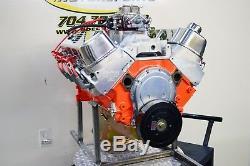 489 Big Block Chevy Stroker Crate Engine 454 496 502 Corvette Nova 550hp / 575tq