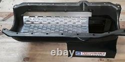 602 Crate Huile Moteur Chevrolet Pan Gm Performance Petit Bloc 25534353 Sbc Chevy