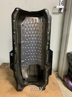 604 Crate Engine Oil Pan Gm Performance Chevrolet Petit Bloc 25534354 Sbc Chevy