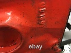 66 Chevelle Ss 396 Original Bloc Moteur 3.855.961 Code 4 Vitesse 325hp Edh