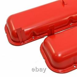 Bbc Chevy 454 Valve Covers Cheater 1/2 Taller 427 Big Block Chevy 396 454 Kit