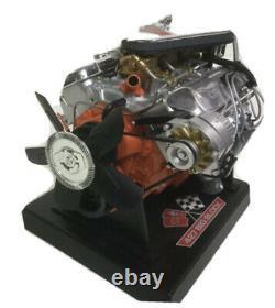 Big Block Chevy 427 Modèle Bbc V8 Moteur Diecast 16 Scale Motor Chevrolet Seeet