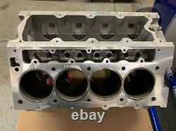 Bmp / World Warhawk En Aluminium Chevy Ls 9,800 Pont Bloc Moteur (solid)