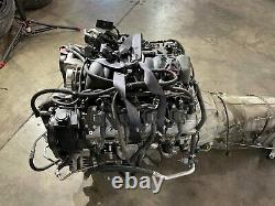 Chevrolet Camaro Ss 2010-2015 Oem Ls3 6.2l V8 Moteur De Swap Transmission 81k