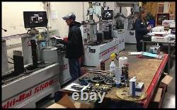 Chevy Bbc 572 Étape 8.0 Turn Key Engine, Bloc Dart, 740 Ch