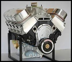 Chevy Bbc 632 Drag Series Base Engine, Afr Heads Dart Block, 1050 Hp-base