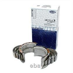 Clevite Big Block Chevy 396 402 427 454 H Roulements Principaux Std 4.250 Bore Bbc