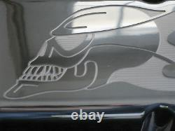 Crâne Flamme Chevy Petite Vanne Tall Couvertures Vintage Chevrolet Roller Rockers