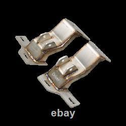 Cxracing Bbc Big Block Engine Mounts Pour 67-72 Chevrolet Chevy C10 Truck 396 402