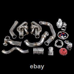 Cxracing Turbo Kit Pour 74-81 Chevrolet Camaro Small Block Sbc Engine