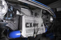 Cxracing Twin Turbo Manifold Intercooler Pour 67-69 Camaro Bbc Big Block Engine