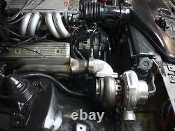 En-tête + Turbo Elbow Pour Moteur Sbc À Petit Bloc De Chevrolet Camaro 82-92