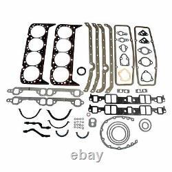 Engine Remain Rering Overhaul Kit Pour 1969-1985 Chevrolet Sbc 350 Moteurs 5.7l