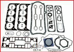 Engine Remain Rering Overhaul Kit Pour 1996-2002 Chevrolet Sbc 350 5.7l V8 Vortec