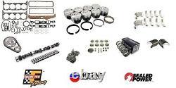 Étape 2 Master Engine Rebuild Overhaul Kit Pour 1967-1979 Chevrolet Sbc 350 5.7l