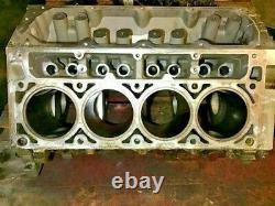 Gen IV 5.3 4.8 Chevrolet 1500 Aluminium Bare Block Engine Core 2007-2013