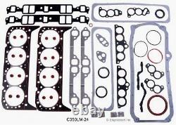 Kit De Remorquage Du Reste Du Moteur Pour 1990-1993 Chevrolet Sbc 350 5,7l