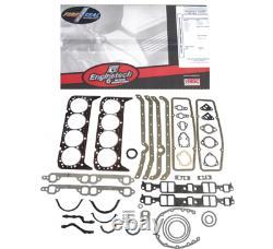 Kit De Remplacement Du Moteur Pour Chevrolet Sbc 350 5.7l 2 Pc