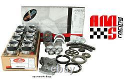 Kit De Révision De Reconstruction Du Moteur Pour 2005 2006 Chevrolet Gmc 5.3l L33 Vin B, M