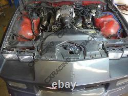 Manifold D'en-tête Cxracing Pour Moteur Sbc À Petit Bloc De Chevrolet Camaro 82-92