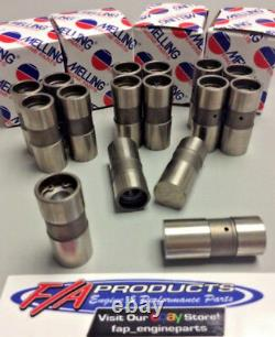Melling Jb992 Chevrolet Big / Small Block Engines Solid Valve Lifters Ensemble De 16
