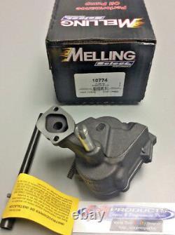 Melling M Sélectionner 10774 Grand Bloc Chevy Moteur Standard Vol Hi Pompe À Huile À Pression