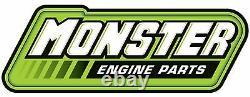 Monster Engine Parts Petit Bloc Chevy 400 Steel Flexplate Mep1002
