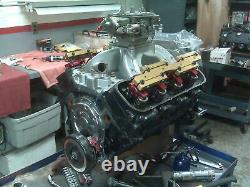 Moteurs 145316h Big Block Chevy 595/625 Lift Hydraulic Cam & Lifter Kit