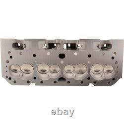 Moteurs Blueprint H8002s Série Muscle Petit Bloc Chevy Sbc 350 Tête En Aluminium