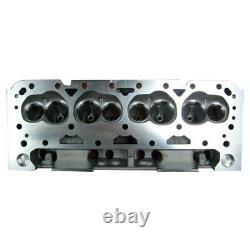 Moteurs De Course De Précision Aluminium Sbc Têtes De Cylindre Petit Bloc Chevy Flux 270cfm