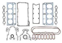 Mr. Gasket Premium Overhaul Kit With Mls Head Gaskets For Gm Ls Series Engines