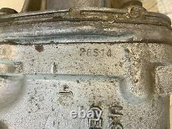 Muncie M20 4 Speed Transmission 660 Caisse 1968 Date Stamp Camaro Chevelle Gm 421