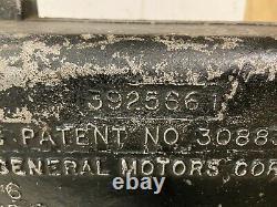 Muncie M21 4 Speed Transmission 661 Case 1970 Date Stamp Camaro Chevelle Gm 421