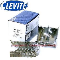 Nouveau Ensemble De Roulements Principaux De La Série H Clevite Taille Standard 396 402 427 454 Chevy Bb