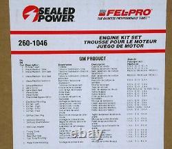 Nouvel Ensemble De Joint De Révision De Moteur Fel Pro 1980-1985 Chevy Bb 454 - 1974-1985 427