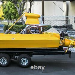 Pas D'injection D'eau Transom Header Manifold Pour Big Block Chevy Jet Boat Engine
