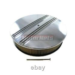 Petit Bloc Chevy Engine Dress Up Kit 283 305 327 350 383 400 Sbc Nettoyeur D'air