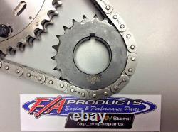 Petit Bloc Chevy Réglable Cam Timing Race Engine Timing Set S. A. Gear 78700