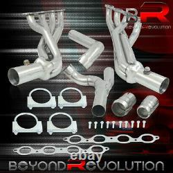 Pour 2014-2018 Chevy Silverado Sierra 5.3 6.2 V8 Exhausteur De Performance 8-2-1 En-tête
