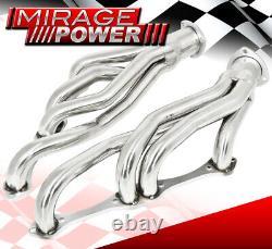 Pour Chevrolet Sbc 265 305 350 400 En-têtes D'échappement Moteur De Petit Bloc V8 Manifolds
