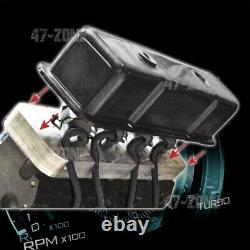Pour Chevy Ls En Aluminium Coil Culbuteurs Kit Adaptateur Poli 3 Configurations