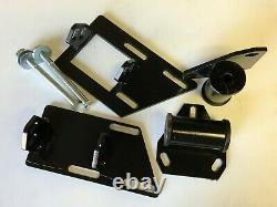 S10 S15 Blazer Chevy Kit De Montage Moteur Bloc Et Montures À Cadre Solide Deux Roues Dr