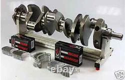 Sbc Chevrolet 383 Super Stroker Stage 2.2 Dart Bloc Moteur Crate 510 Ch Moteur De Base