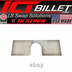 Sbc Front Engine Plate Aluminium Motor Mount Small Block Chevy