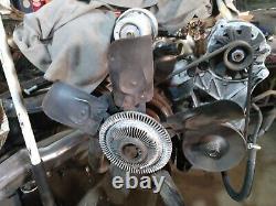 Serpentine Drive Belt Set Up Chevy Engine Small Block 5.7 5.0 350 305 Sbc