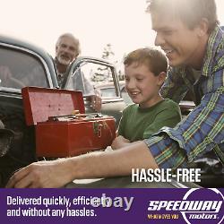 Speedway 82-97 Petit Bloc Chevy Sbc 350 V8 Moteur 2wd S10 Blazer En-têtes D'échange